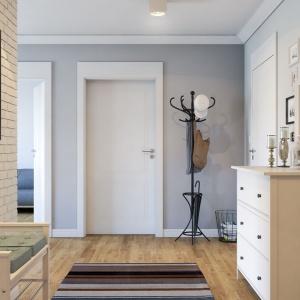 Uși de interior vopsite